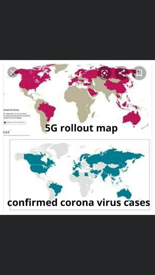 5G NETWORKS AND CORONA VIRUS CORELATION