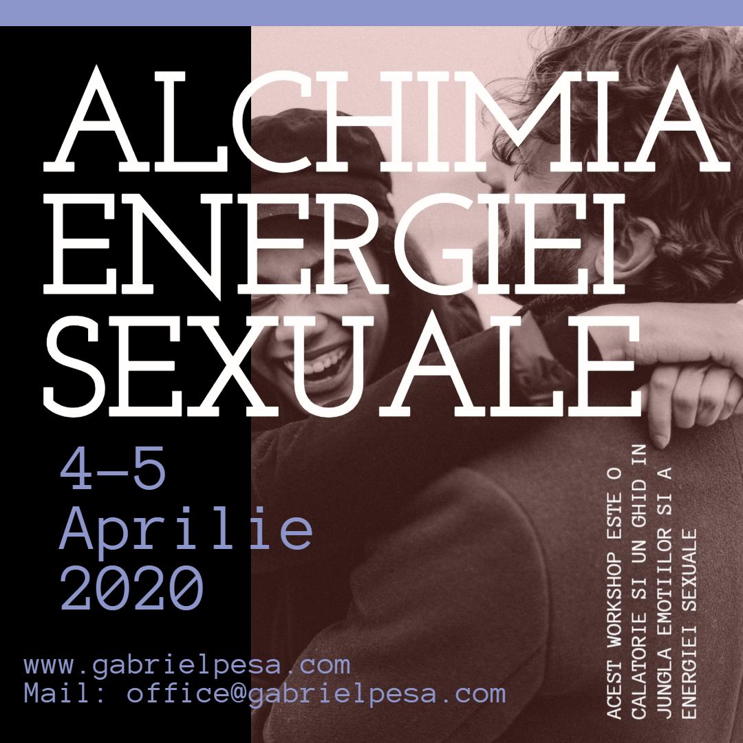 ACEST WORKSHOP ESTE O CALATORIE SI UN GHID IN JUNGLA EMOTIILOR SI A ENERGIEI SEXUALE